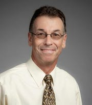 Robert Keimer, assistant professor of management and program chair for online programs in the Bisk College of Business