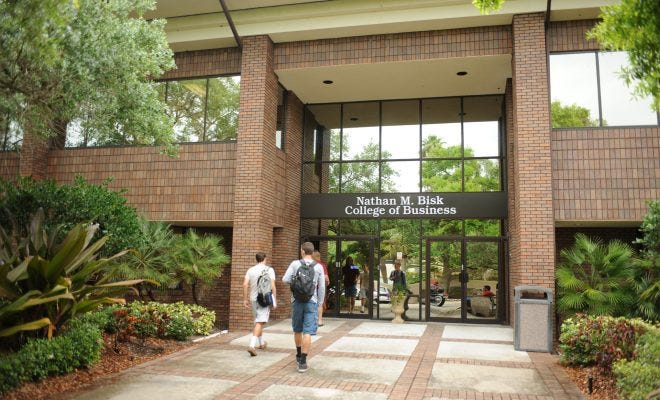 Florida Tech's Bisk College of Business
