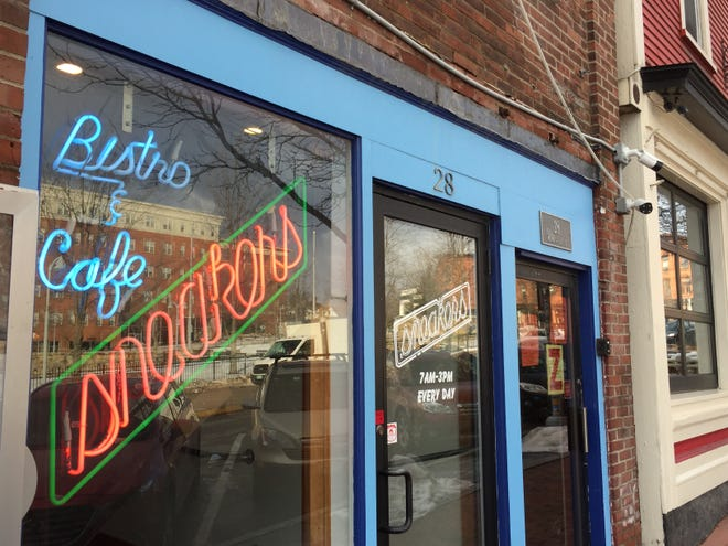 Sneakers Bistro in Winooski is adding a second-floor space that could be completed in March.