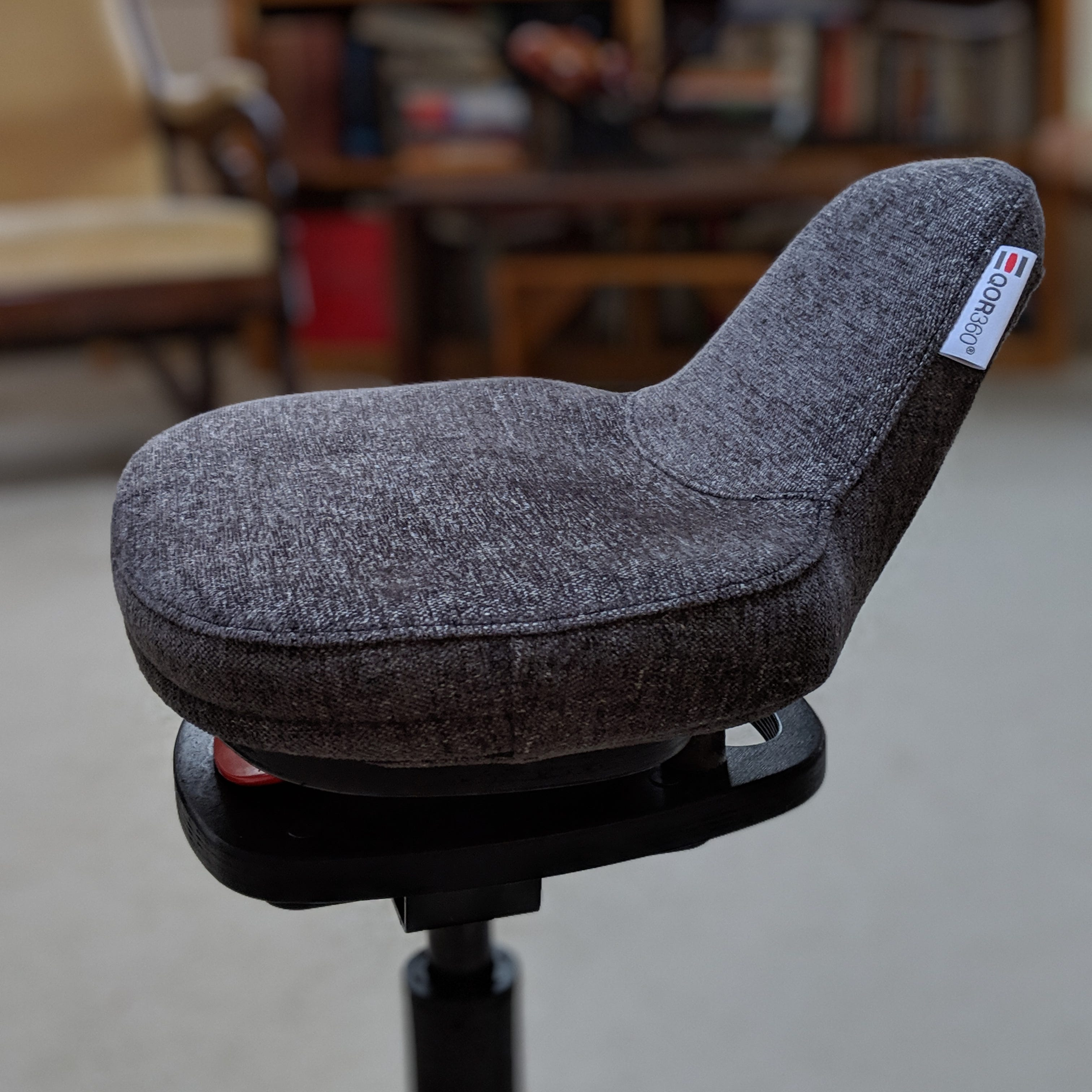 Burlington startup takes on 'sitting disease' with patented new chair
