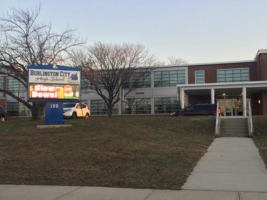 Burlington City High School will be upgrading its security systems with grant money to safeguard the facility from anyone with weapons.