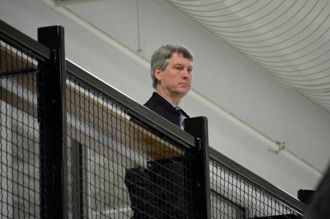 The Flyers hired Chuck Fletcher as general manager on Dec. 3. That's the same time another man named Chuck Fletcher started getting confusing messages on Twitter.