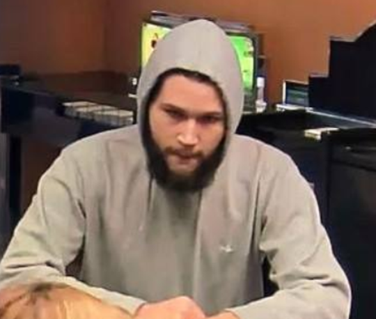 Police say Troy Logan of Collingswood is a suspect in a recent bank robbery in Devon, Pa.