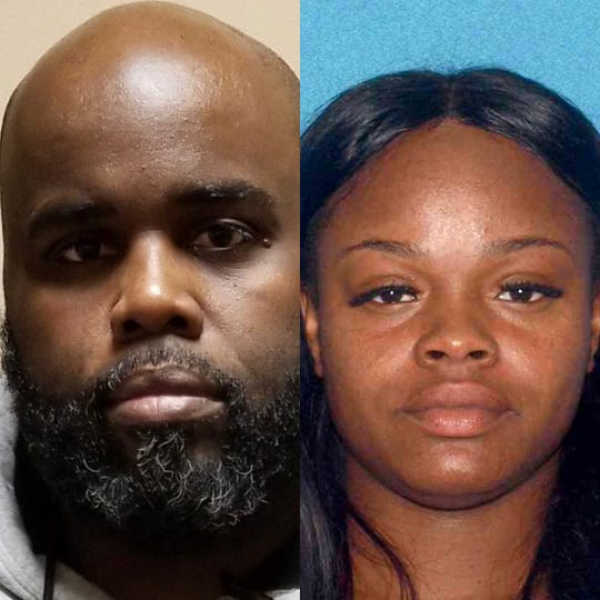 Yusuf Nadir, 45, left, of East 9th Avenue in Roselle and Natiyah Flagg, 28, right, of Grand Street in Elizabeth are charged with two counts of third-degree theft by deception, according to the Union County Prosecutor's Office. Nadir also is charged with two counts of third-degree misconduct by a corporate official, while Flagg also is charged with two counts of third-degree conspiracy to commit misconduct by a corporate official.