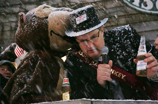 The High Life Lounge is hosting its 15th Annual Groundhog Day Celebration.