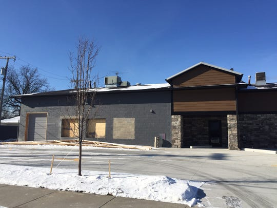 Woodpile BBQ Shack, a three-year Clawson mainstay, is transforming an old VFW hall into its newest location,at 630 E. 11 Mile Road in Madison Heights.
