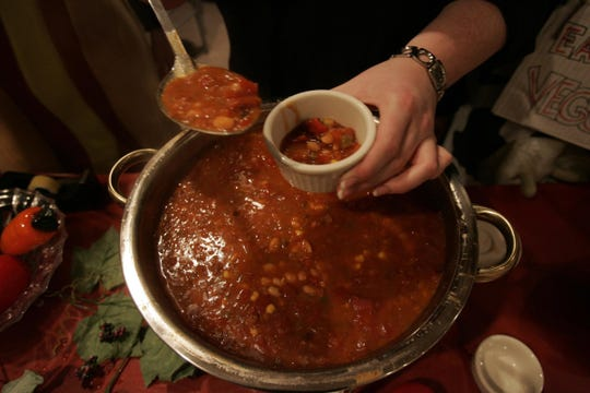 You can sample and rate chili from downtown Mt. Clemens establishments at Thursday's Fire & Ice Chili Cook-Off Pub Crawl.