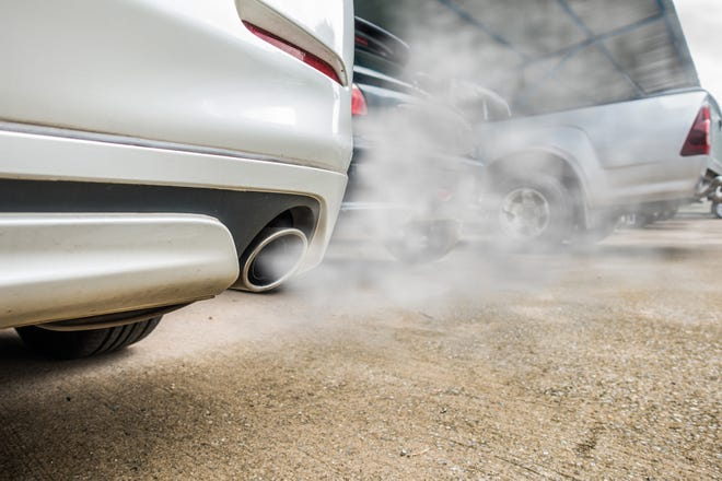 Carbon monoxide is generated any time a fossil fuel is burned.  (Dreamstime)