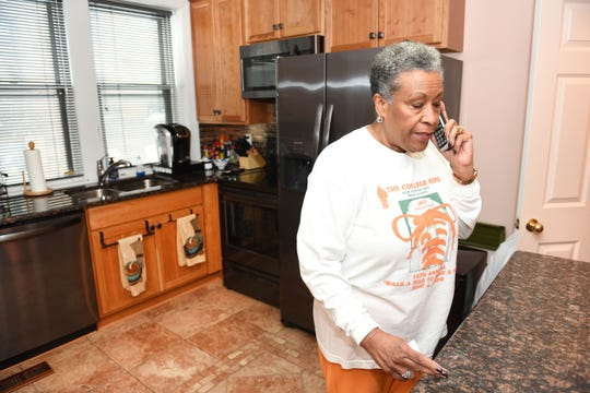 Sandra Cavette of Detroit has made various repairs and upgrades to her Detroit condo through the 0% Home Repair Loan Program for eligible Detroit residents.