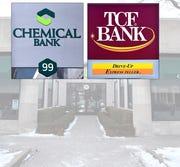 Chemical Bank and TCF Bank