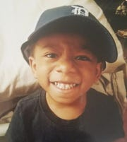 Christian Miller, 3, was shot and killed on the Southfield Freeway in Detroit on January 24, 2019.