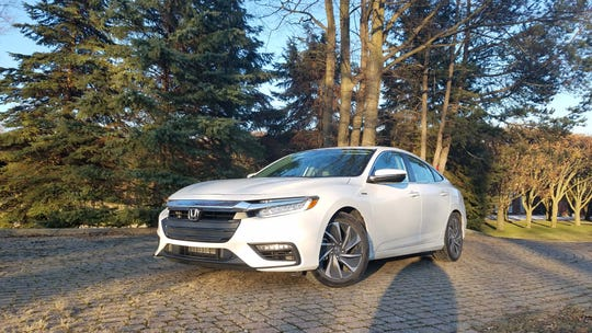 Under the cane around the hills of Oakland County, the 2019 Honda Insight's e-CVT transmission droned, dulling the fun factor normally associated with compact Hondas.