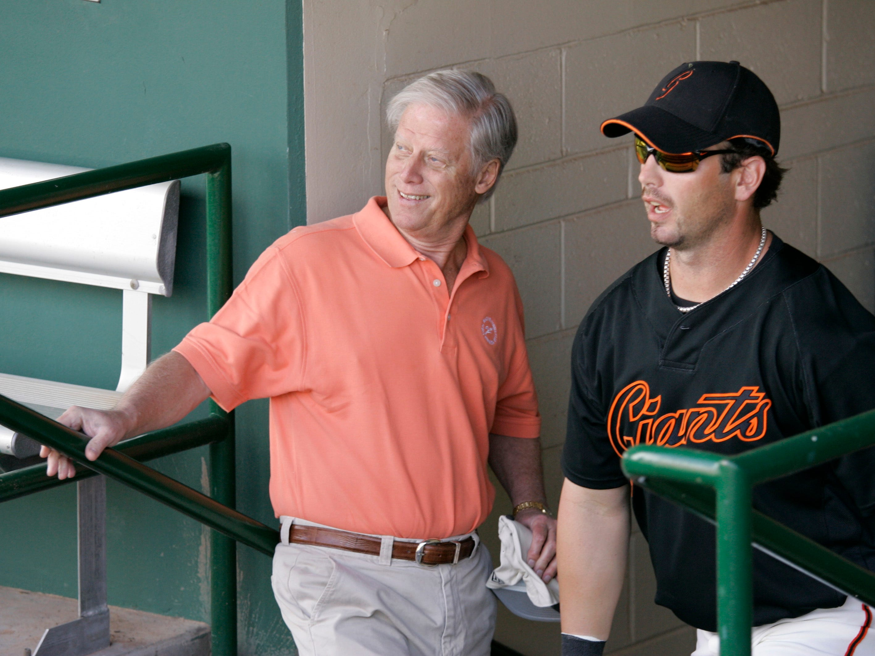 Peter Magowan, long-time owner of the San Francisco Giants, of cancer. Jan. 27. He was 76.