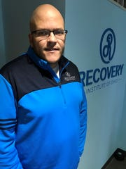 Nate Kehlmeier of Genoa is the CEO of Recovery Institute of Ohio, an addiction recovery facility in Sandusky that opened in December.