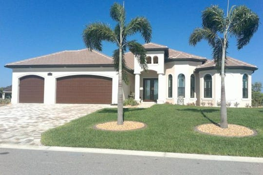 This home at 11775 Royal Tee Circle, Cape Coral, recently sold for $550,000.