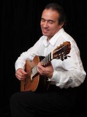 Peruvian concert guitarist Alfredo Muro