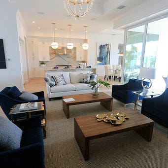 Chef and builder collaborate to build dream home in Cape Coral