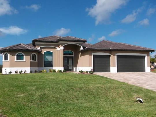This home at 1414 NW 39th Ave., Cape Coral, recently sold for $607,000.