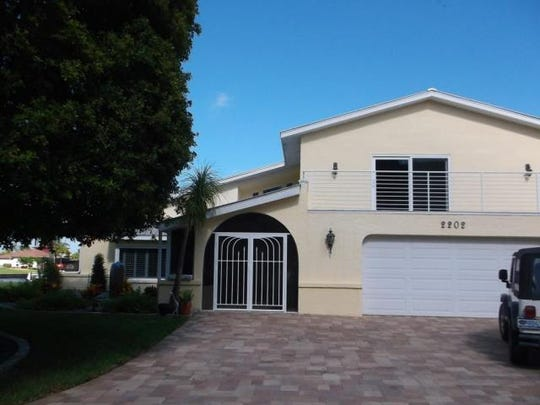 This home at 2202 SE 27th St., Cape Coral recently sold for $665,000.