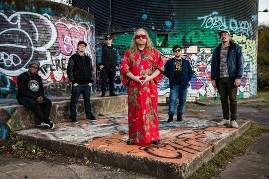 Funk band Lettuce