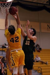 Patrick Danen (32) is in his first season with St. Norbert College.