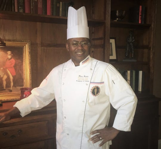 Chef Glenn Brown, who recently purchased the former Elbow Room in Indianapolis, has been at the Country Club of Indianapolis since 1999 and now serves as its executive chef. Brown also teaches culinary courses at Ivey Tech.