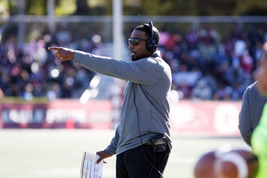 Former Jackson State quarterback and wide receiver T.C. Taylor returns to the school as a quarterbacks coach after a four-year stint at North Carolina Central.