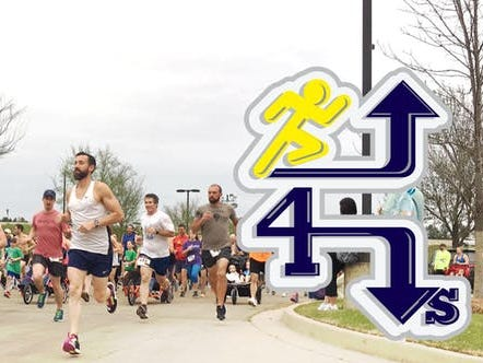 Save $5 on race entry for the 7th annual Run Up for Downs on March 30.