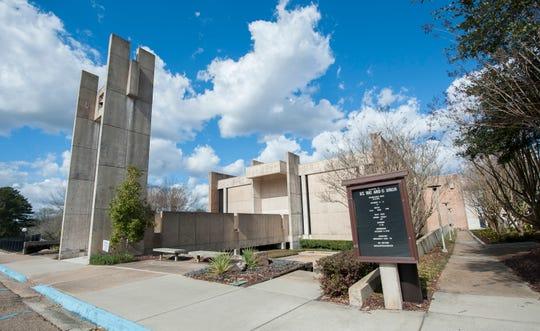 St. Richard Catholic Church in Jackson.