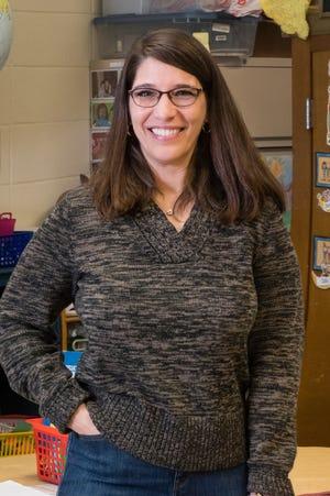 Jennifer Bellot is a kindergarten teacher at Woodvale Elementary.