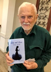 "Frederick B. Nelson, a WWII veteran and former UL Lafayette professor, has published ""Life and Love: Its Joy -- Its Pain,"" a book of more than 200 of his poems under the pen name Erik Braum."