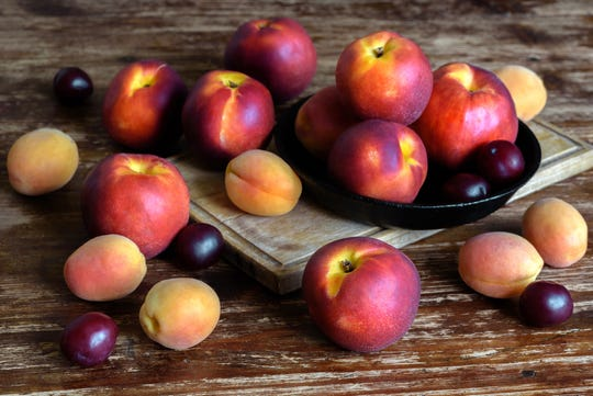 Peaches, plums and nectarines have been recalled from Aldi and Walmart.
