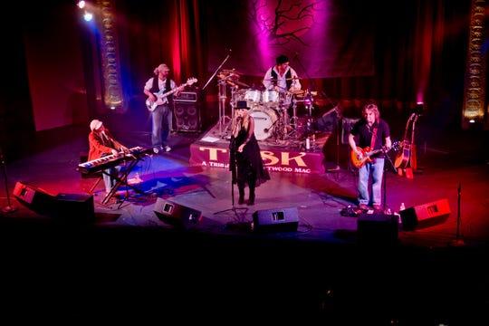 Tusk, a Fleetwood Mac tribute band, will perform at 8 p.m. Saturday at the Renaissance Theatre.