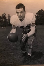 Al Ward as a defensive back at Miami of Ohio. He played for Woody Hayes and one of his teammates was Bo Schembechler.