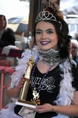 Mackenzie Rubenzer of Wisconsin was crowned 2019 Buzzard Lope Queen. Stan's Idle Hour restaurant held The 35th annual Mullet Festival over the weekend, a rain and beer-soaked celebration.