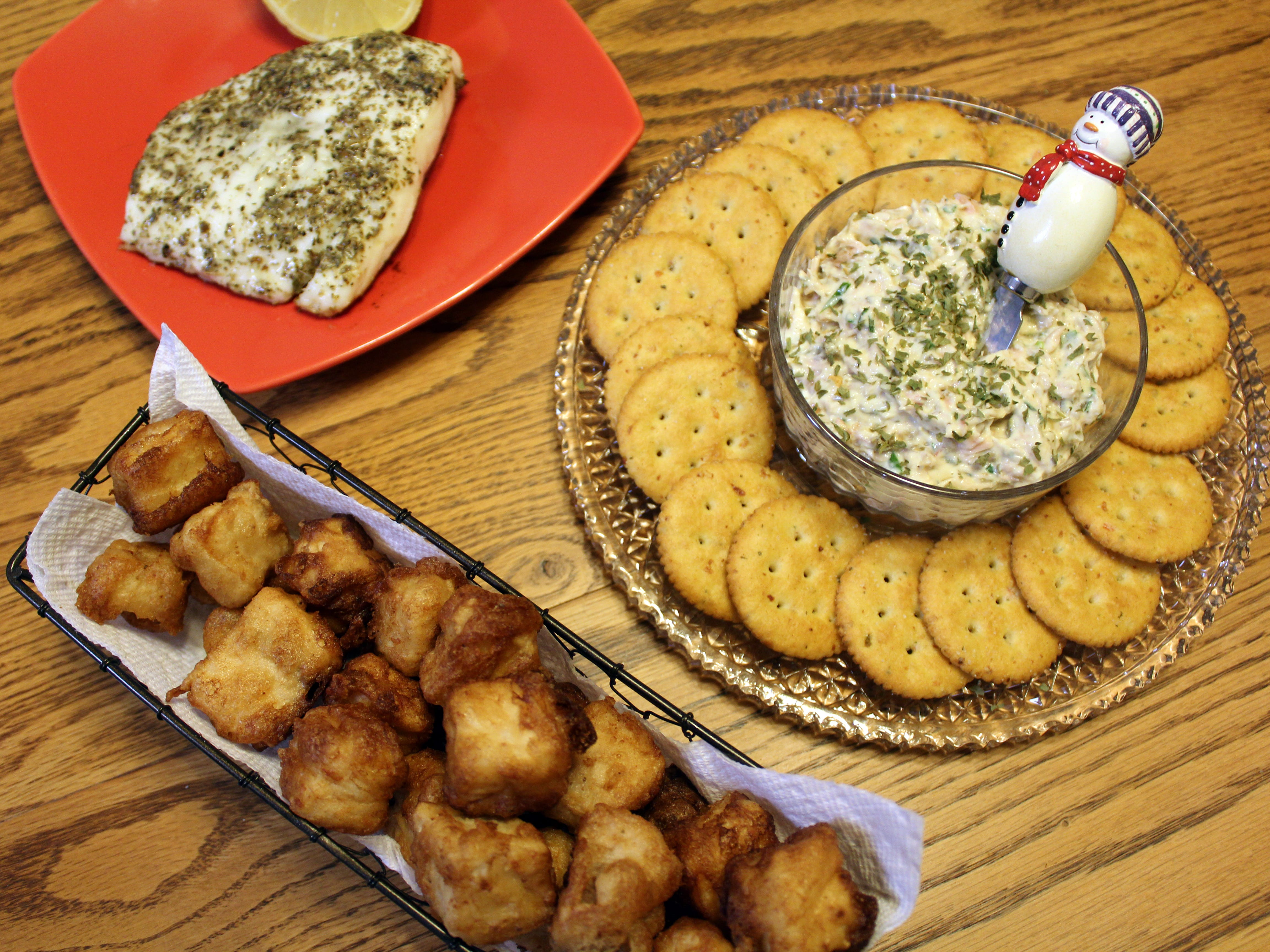 Broiled sturgeon, smoked sturgeon spread and beer-batter sturgeon are just three ways to enjoy this freshwater fish.