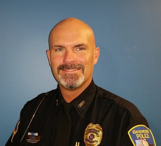 Germantown Police Chief Peter Hoell plans to retire next year. He has already put a succession plan into motion.