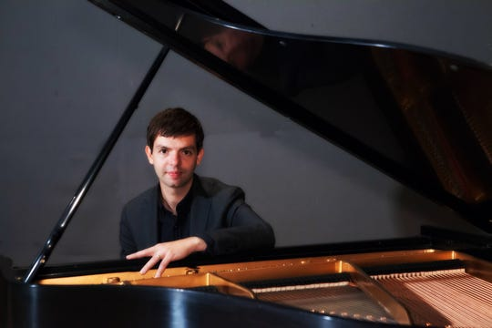 Milwaukee native and jazz pianist Dan Nimmer comes back home for a concert Friday at the Marcus Center