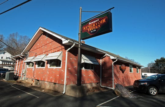 Bevacqua's Reservoir Tavern. January 13, 2015. Boonton, N.J.