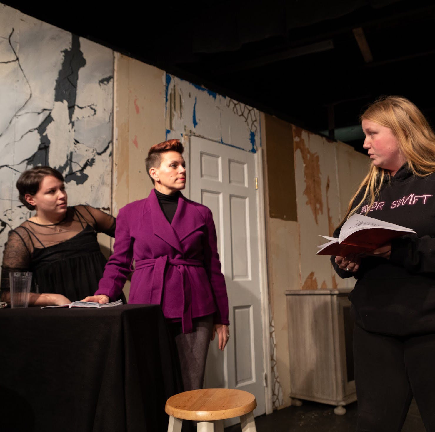 'Rumors' opens at Dover Little Theatre