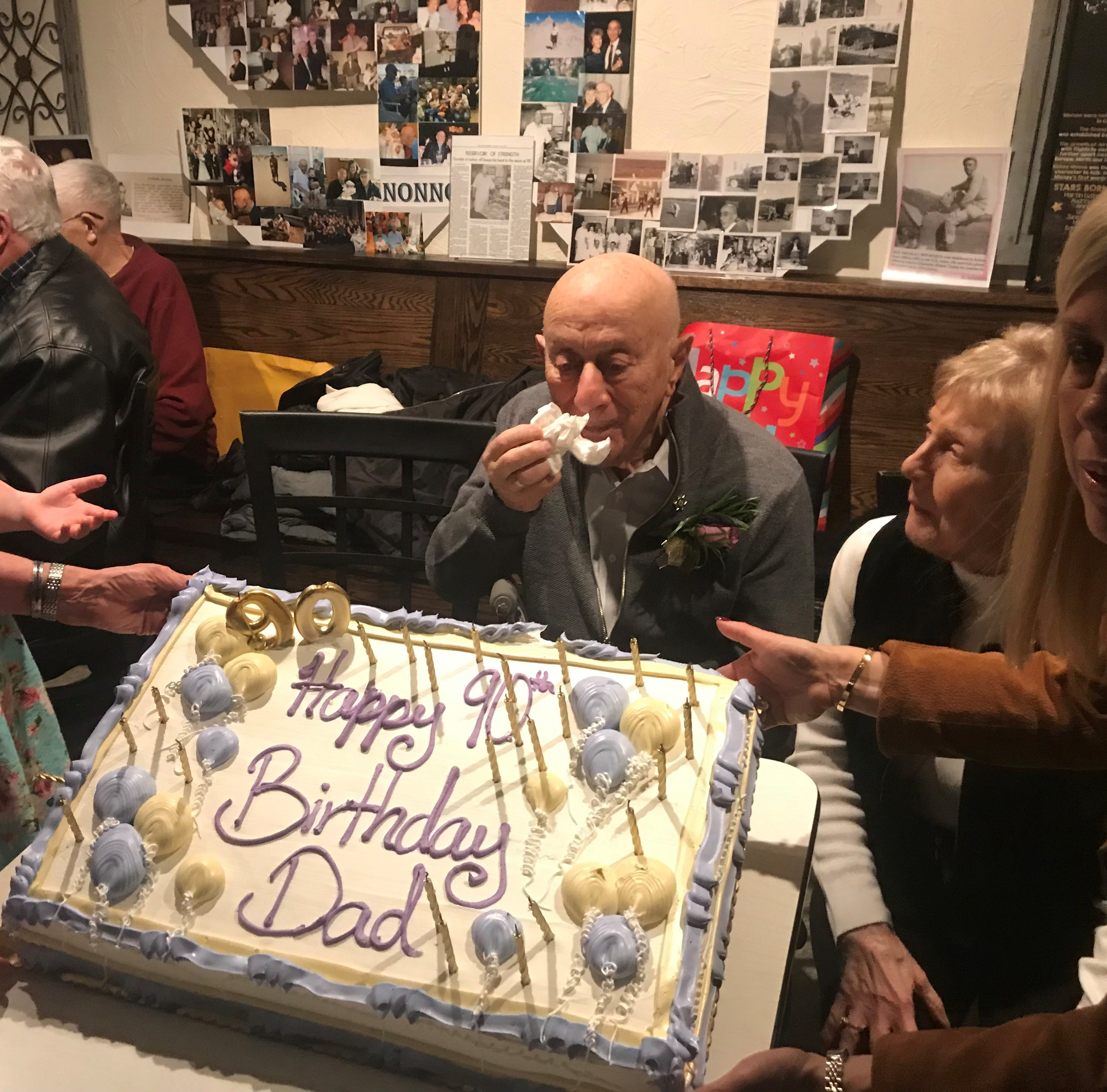 Reservoir Tavern celebrates owner's 90th birthday with rare Sunday opening