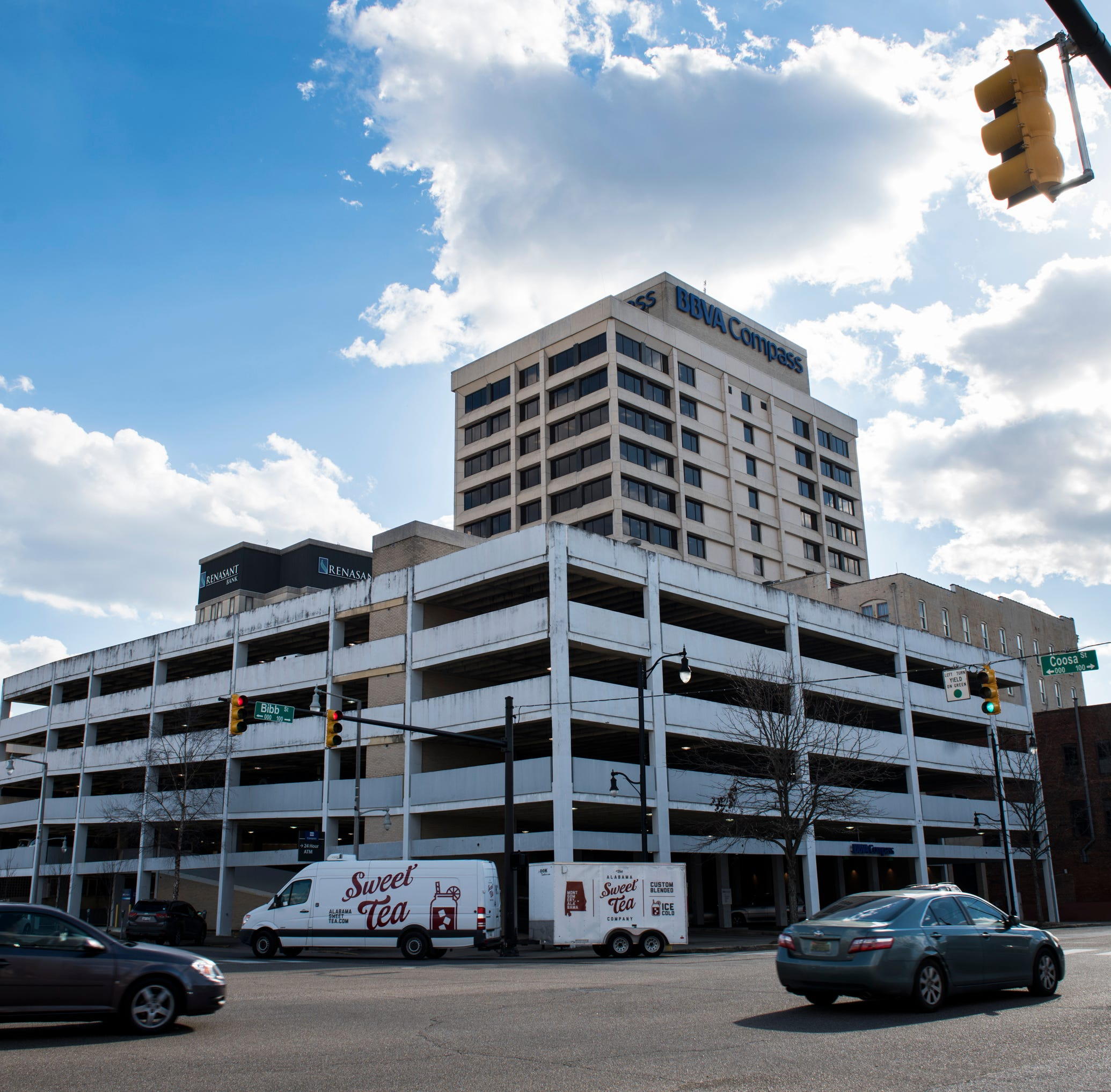 Parking deck the prize of hotel mogul's BBVA tower purchase