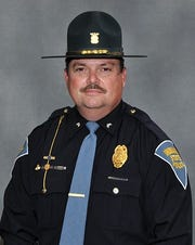 Indiana State Police Sgt.  L. Andrew Smith