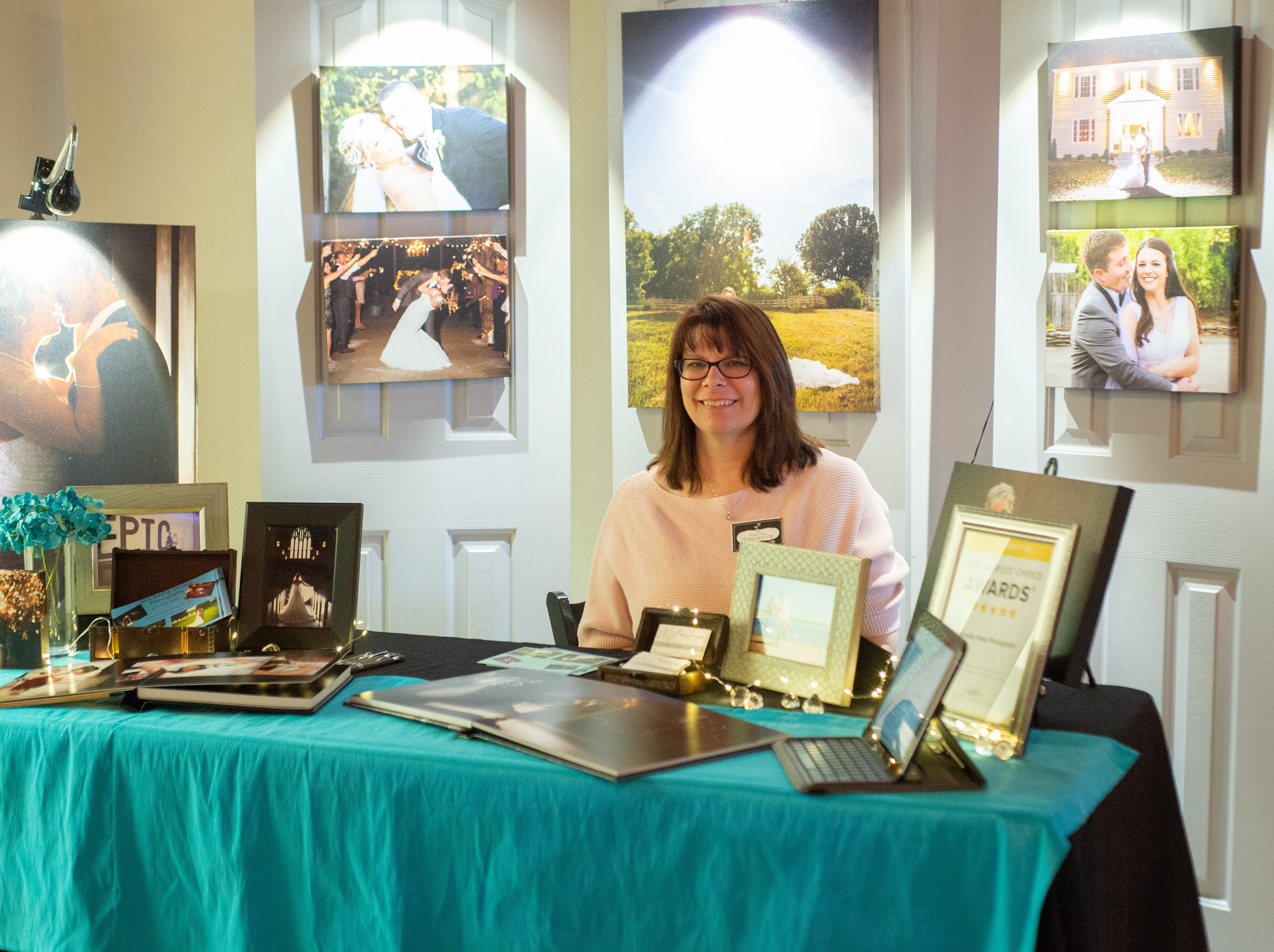 Michelle Hines Photography got to interact with attendees at the Sumner County Bridal Show with Epic Event Center in Gallatin on Sunday, Jan. 27.