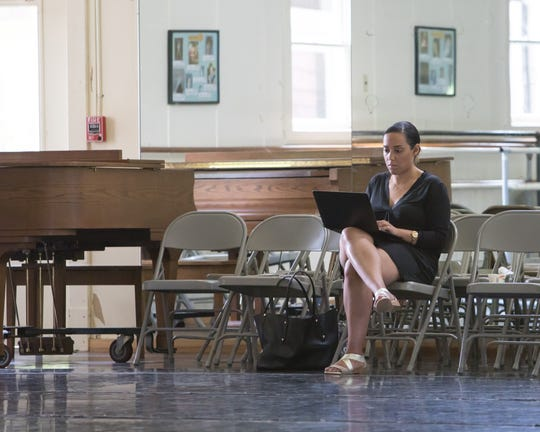 "Nashville author Caroline Randall Williams wrote ""Lucy Negro Redux,"" a book of poetry that inspired a ballet by the same name. She will deliver a spoken word performance as part of the ballet production."