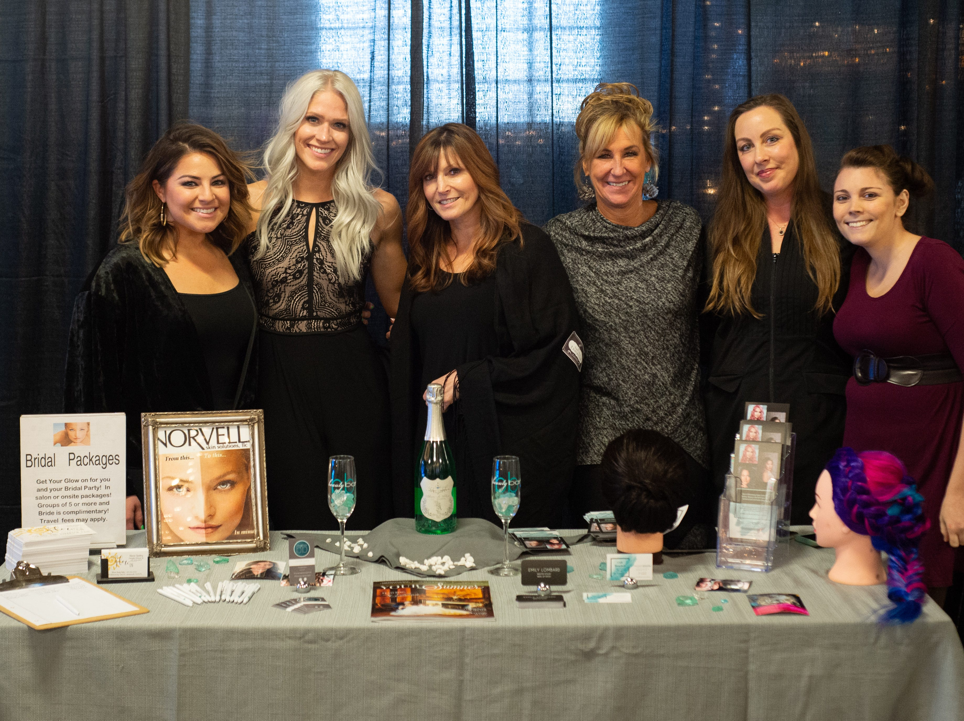 The Sumner County Bridal Show drew a large crowd to the Epic Event Center in Gallatin on Sunday, Jan. 27. The event was presented by the Gallatin Chamber of Commerce and Epic Event Center.