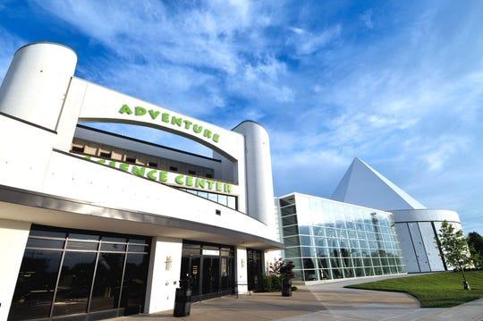 Adventure Science Center in Nashville