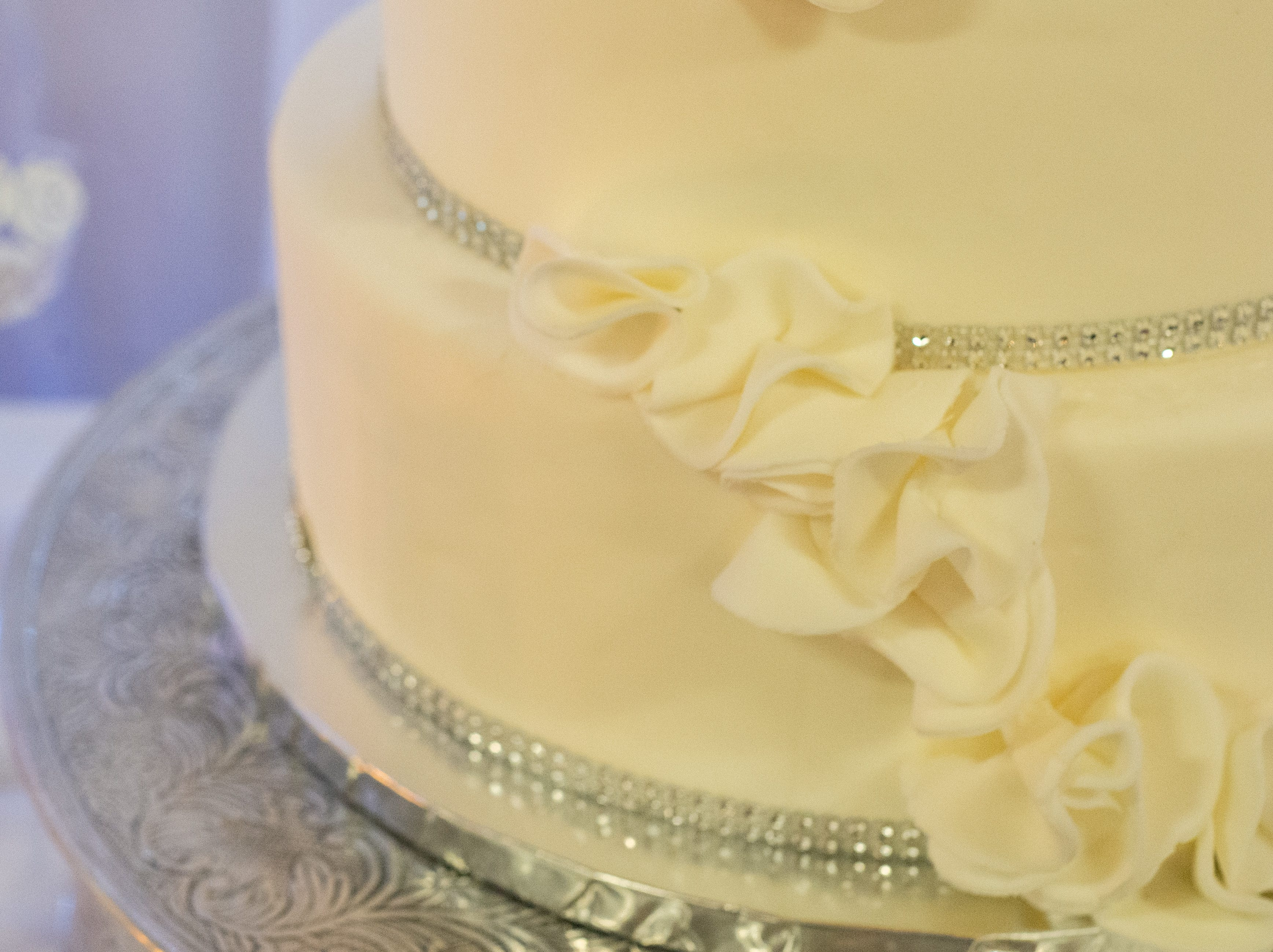Lili Bella's Cakes brought some sweets to the Sumner County Bridal Show at Epic Event Center in Gallatin on Sunday, Jan. 27.