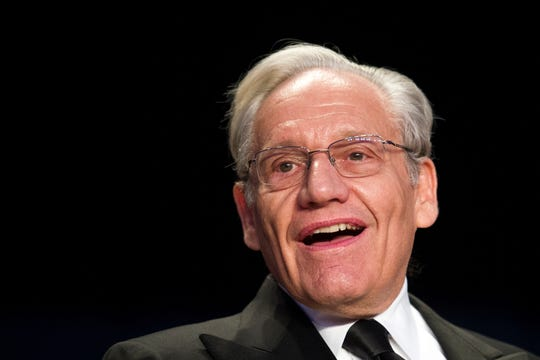 Bob Woodward is speaking at 7 p.m. Sunday at War Memorial Auditorium. Tickets start at $39.50.