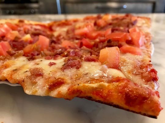 Palumbo's Pizzeria has two locations in Collier County, off Pine Ridge Road (just east of Livingston Road) in Naples and along Collier Boulevard in Lely.